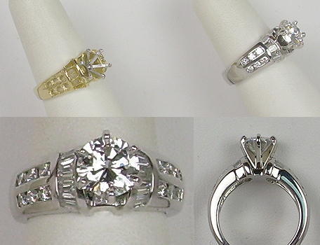 Re-purposed Engagement Ring