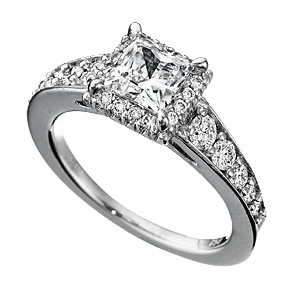 Diamond Ring by Ritani