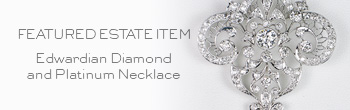 Featured Estate Jewelry Item